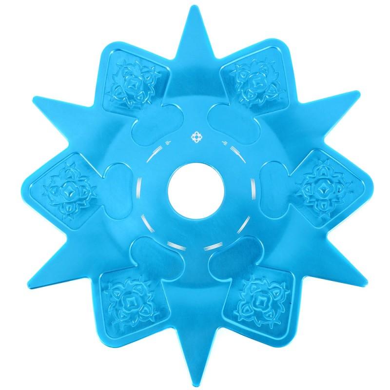 Prato Narguile Amazon Astéris Azul
