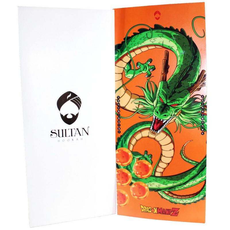 Stem Narguile Grande Mani Sultan Vegeta Dragon Ball DragonManiz Mangueira DragonManiz