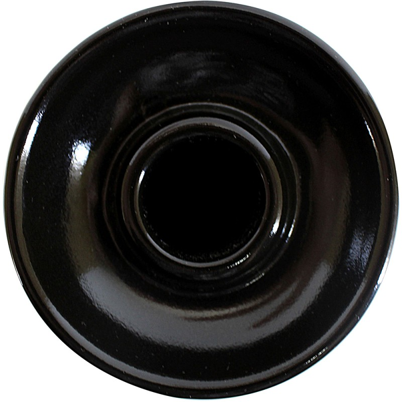 Ceramica Rosh Narguile Pro Hookah Phunnel Preto