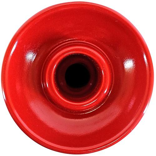 Ceramica Rosh Narguile Pro Hookah Phunnel Vermelho Ferrari