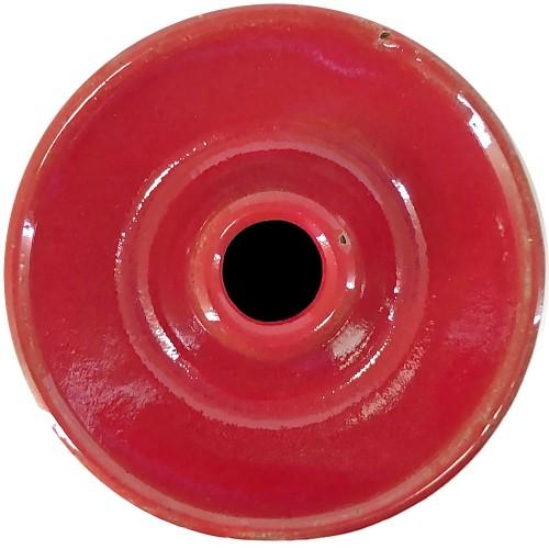 Ceramica Rosh Narguile Monge Hookah Himalaia Gold Vermelho