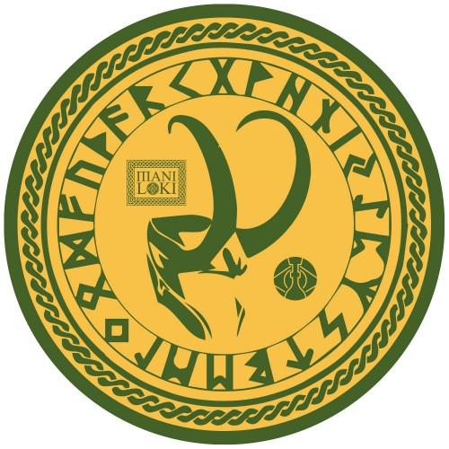 Tapete para Base Arguilebr Mani Sultan Loki