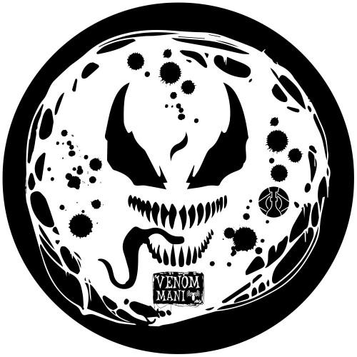 Tapete para Base Arguilebr Venom