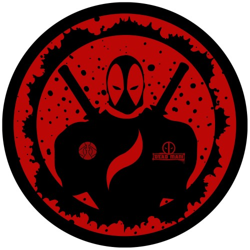 Tapete para Base Arguilebr Mani Sultan Deadpool