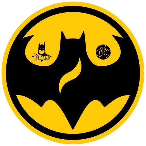 Tapete para Base Arguilebr Mani Sultan Batman