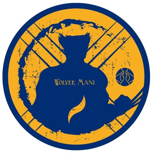 Tapete para Base Arguilebr Mani Sultan Wolverine