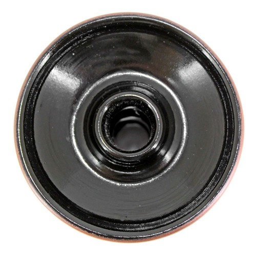Ceramica Rosh Narguile Seven Bowl Cobre Velho e Preto