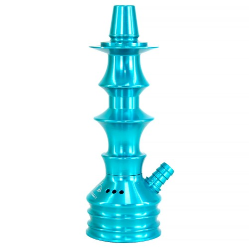 Stem Narguile Pequeno Invictus Suit Azul Tiffany Pré Venda