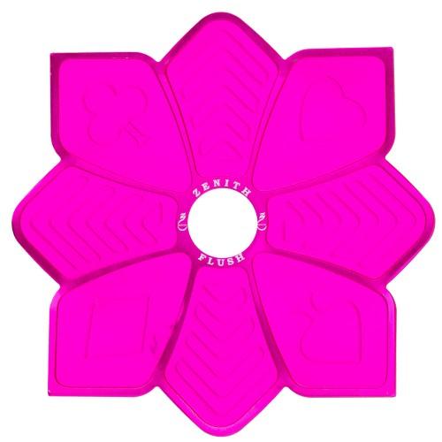 Prato Estrela Zenith Flush Rosa