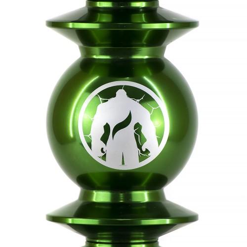 Stem Narguile Grande Mani Sultan Heróis Hulk e Mangueira Hulk Heroes
