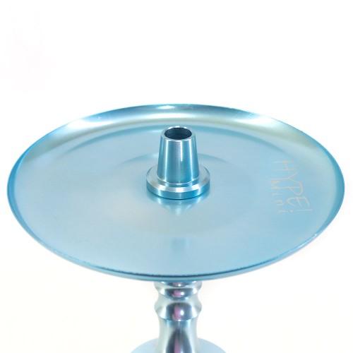 Narguile Pequeno Mahalla Hype Mini Azul Bebe Vaso Transparente