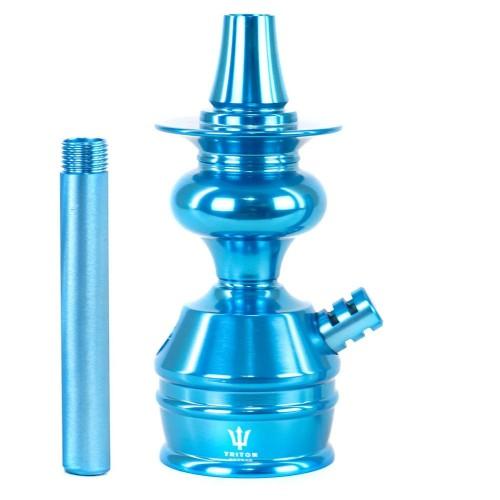 Stem Narguile Pequeno Triton Zip Azul Bebe