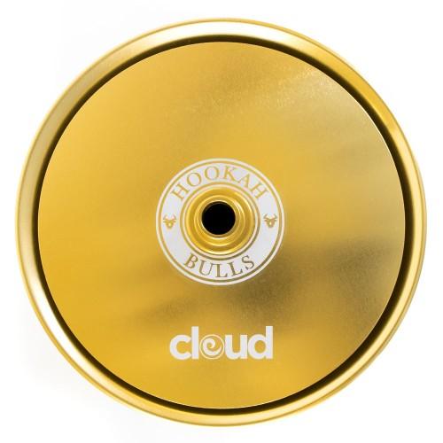 Stem Narguile Pequeno Hookah Bulls Cloud Dourado