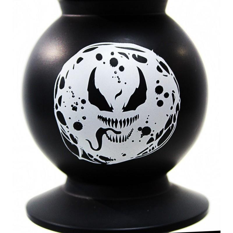 Stem Narguile Grande Mani Sultan Anti Heróis Venom e Mangueira Venom