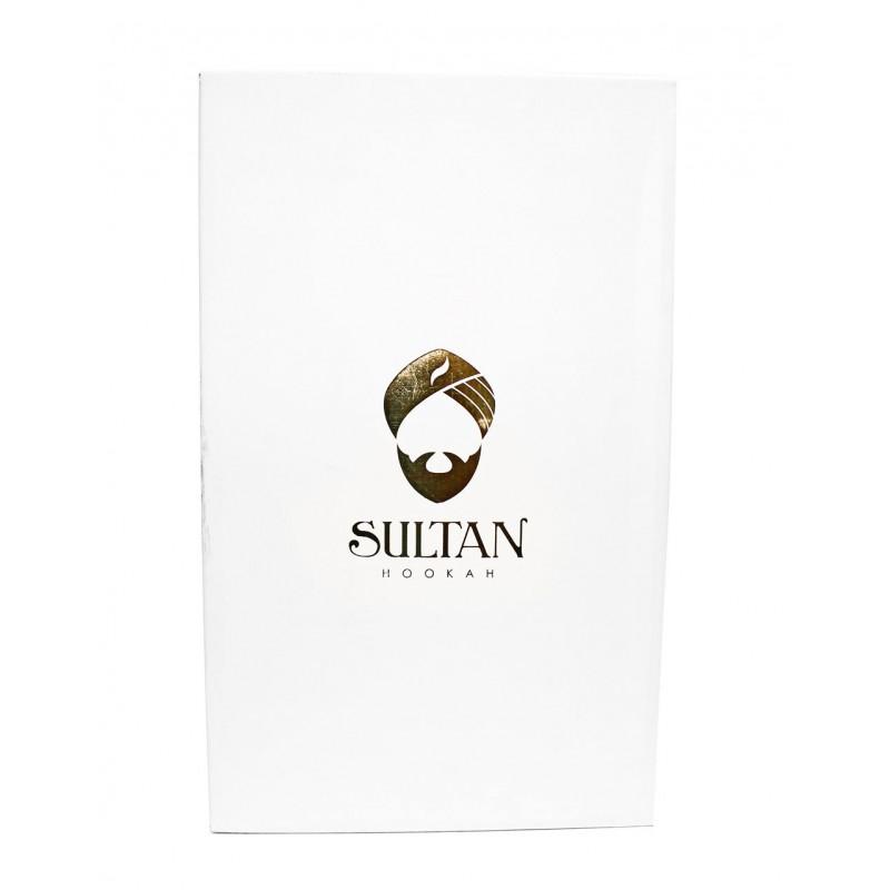 Stem Narguile Grande Mani Sultan Cobre