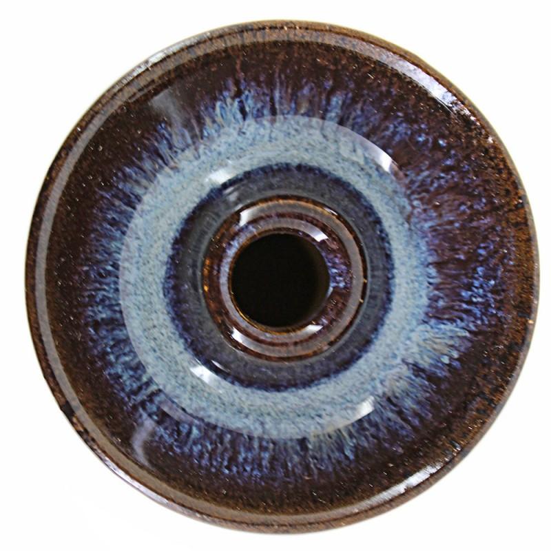 Ceramica Rosh Narguile Monge Hookah Himalaia Craft Azul